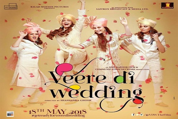 'Veerre The Wedding' will be released on June 1