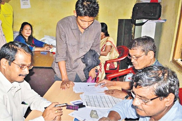 Assam: NRC's first draft issue, 1.9 million names in the list