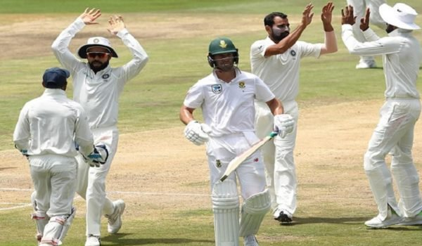 India vs South Africa Second Test : India end day four at 35/3