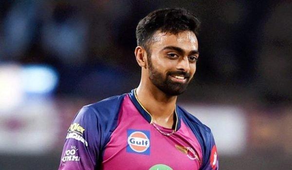 IPL Auction 2018 : Jaydev Unadkat costliest indiaan At Rs 11.5 Crore
