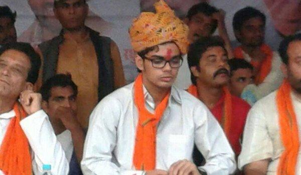Madhya Pradesh CM Shivraj Singh Chouhan's son Kartikey Singh launches bid in state politics