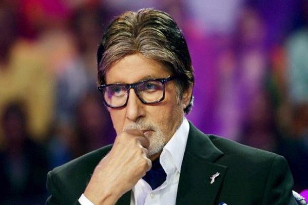 Big B affected by 'The Crown'