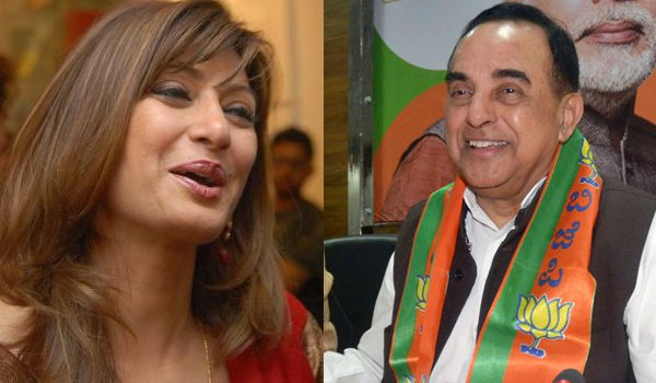 Sunanda Pushkar death case : Subramanian Swamy moves supreme court