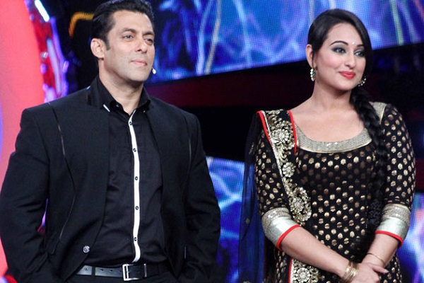 Sonamakshi is a wonderful experience to work with Salman again