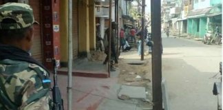 Tension Between Two Communities After Posting Objectionable picture on social media in ranchi