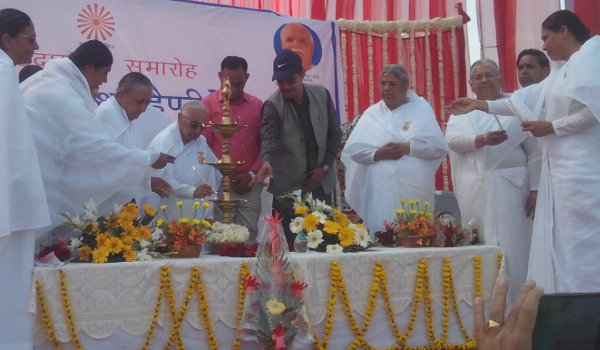 health wealth happiness spiritual fair starts at azad park in ajmer