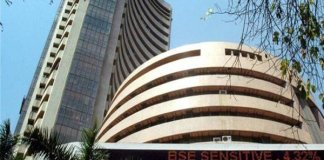 Sensex closes 25 points lower to 33819, nifty at 10382 level