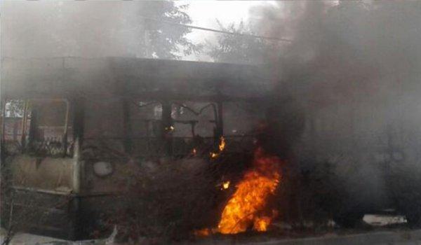 Eight die after bus turns turtle in Bihar's Gaurichak