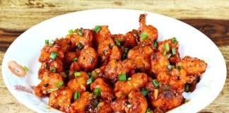 RECIPE-Created Tasty Gobi Manchurian