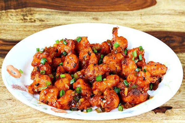RECIPE-Created Tasty Gobi Manchurian