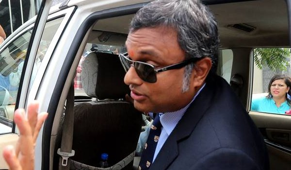 INX Media money laundering Case : CBI arrests Karti Chidambaram