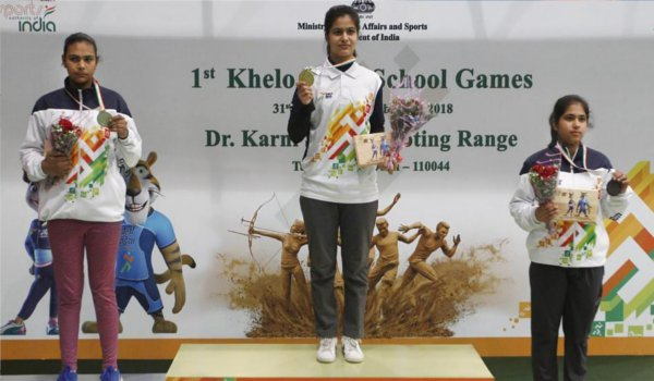 Haryana crowned champions of Khelo India School Games with 38 medals