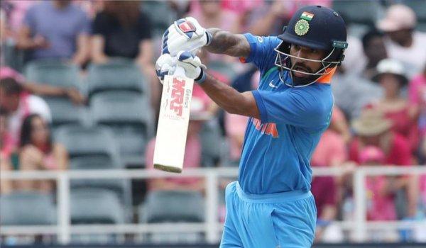 India vs South Africa : 4th ODI at Johannesburg
