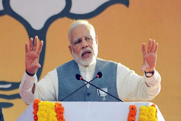 Students should not compete with others themselves: Prime Minister Narendra Modi