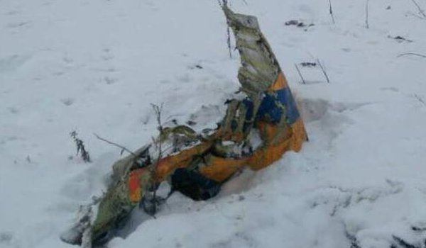 71 feared dead as Russian plane crashes near Moscow