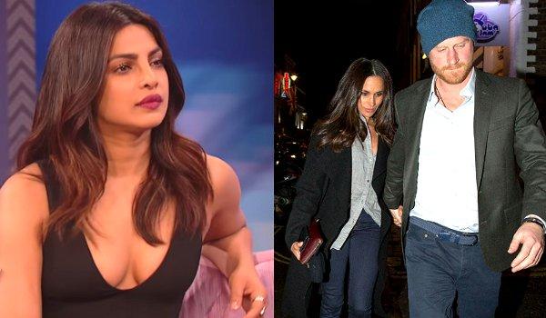 Priyanka Chopra to be Meghan Markle's Bridesmaid?