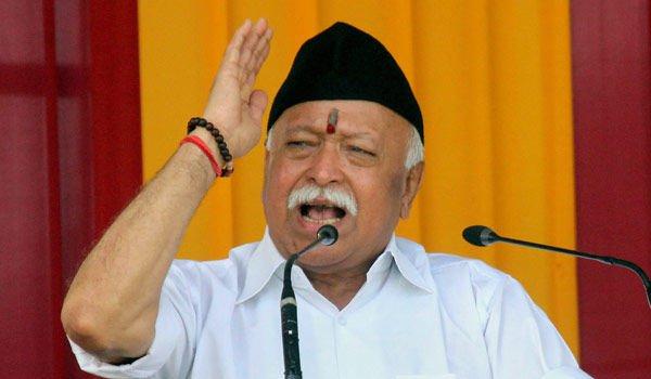 Amid Row, RSS Says Chief Mohan Bhagwat's 'Army' Remark