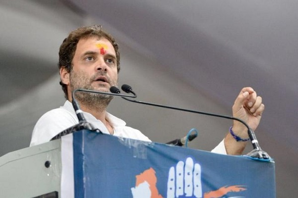 All opposition parties should unite to bring justice to Andhra: Rahul
