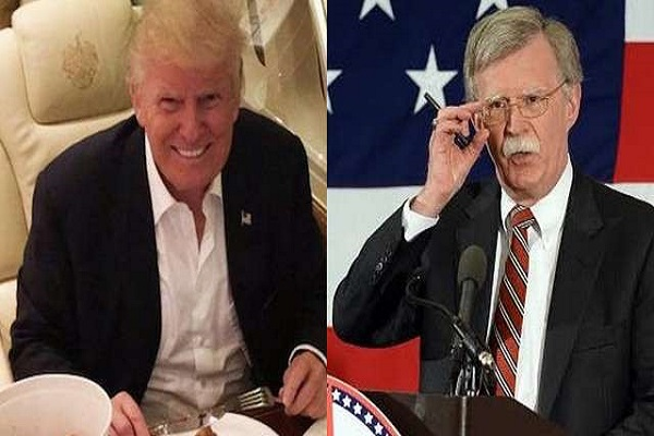 America Asian country worried by Bolton appointment