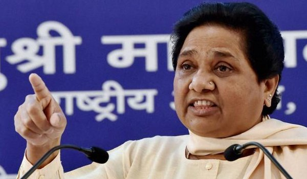 BSP supremo Mayawati attacks yogi adityanath govt
