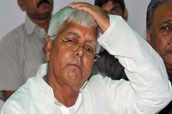Bihar Lalu gets seven years in jail for 38a 96 cases of fodder scam