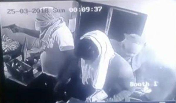 Gadakhera toll booth robbed at gunpoint in Jhunjhunu
