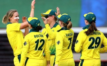 Healy's maiden hundred sets up Australia's clean sweep over India