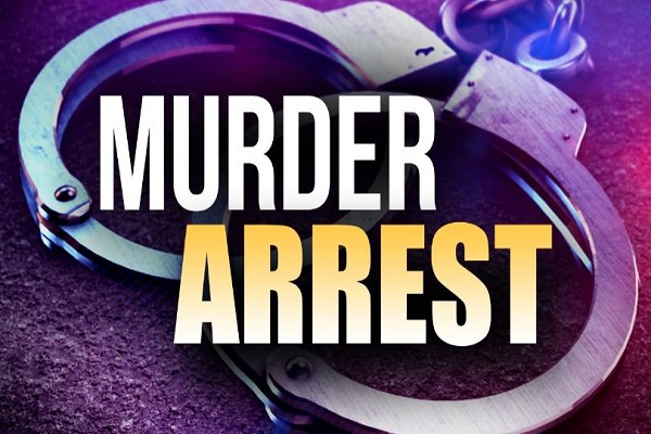Husband arrested for wife murder