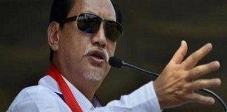 Naga political issue is the top priority of his government Nefio Rio
