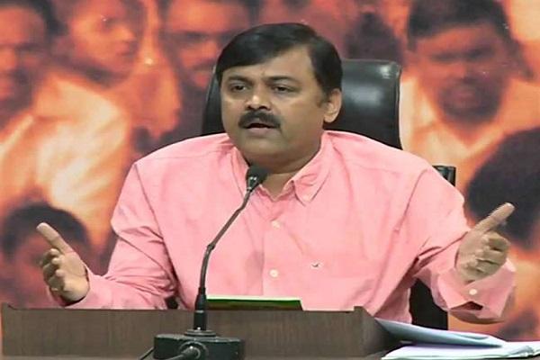 Narasimha Rao BSP Shuffler Samaj Party instead of Bahujan Samaj Party