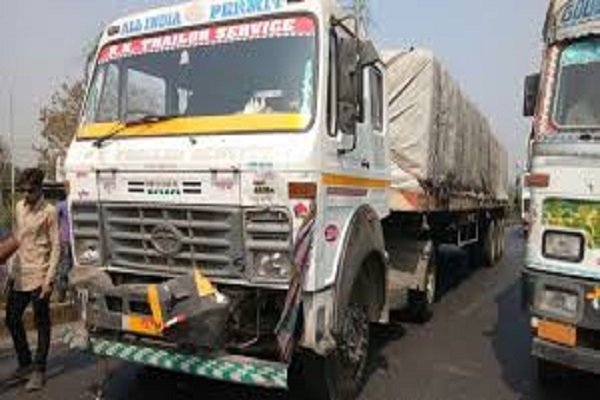 Rajasthan In two suspected custody truck is under investigation
