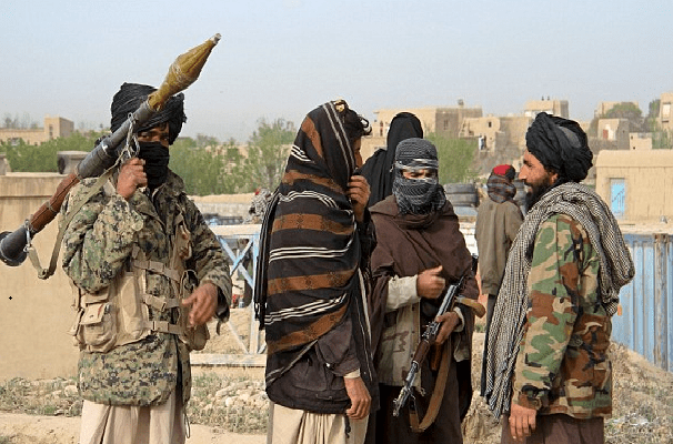 Taliban militants attacked by rocket in Afghanistan, 7 killed