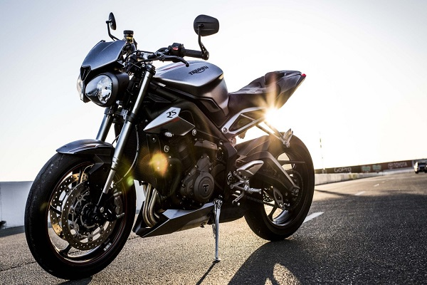 Triumph new bikes will launch tomorrow