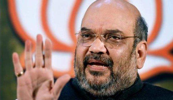 Crushing 'Goonda Raj' to build 'Governance Raj' in Karnataka : Amit Shah