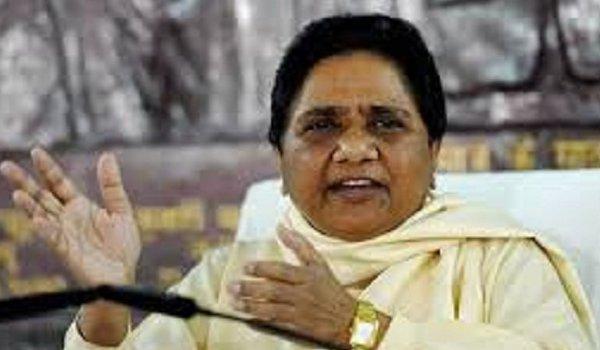 BSP says no tie-up with Samajwadi Party