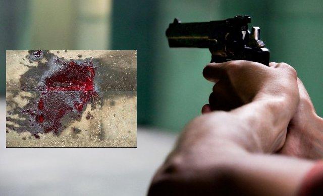businessman shot dead outside shop in Alwar