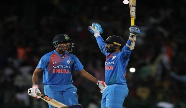 nidahas trophy 2018 final : dinesh karthik heroics help india beat bangladesh to win