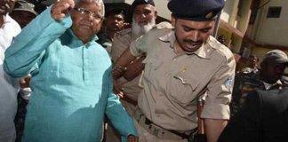 Lalu Prasad yadav convicted in another fodder scam case