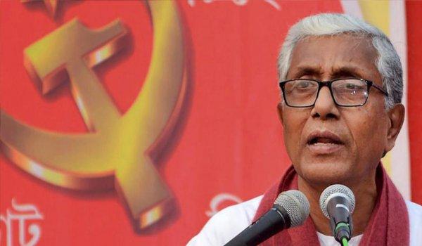 Tripura: Manik Sarkar elected Leader of Opposition