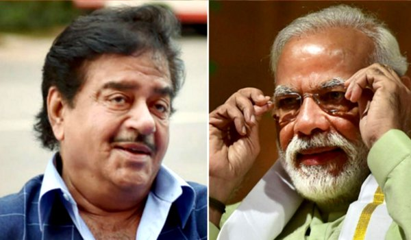Narendra Modi biopic : BJP leader and veteran actor Shatrughan Sinha is keen to play PM onscreen