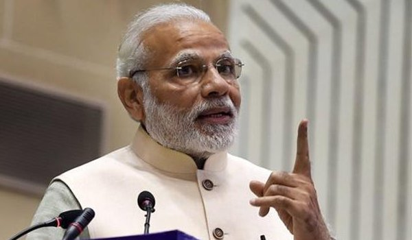 Narendra Modi cautions party workers against Congress culture in BJP