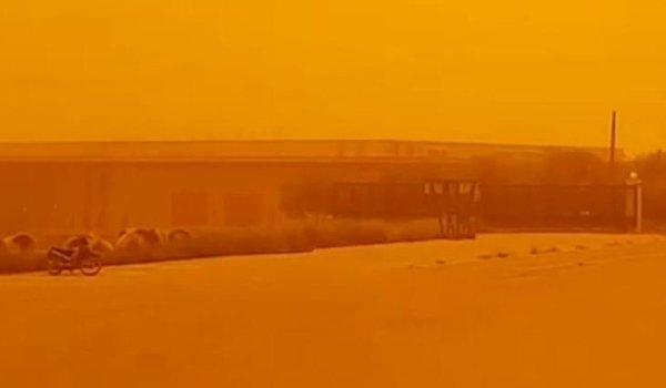 Strange 'orange snow' phenomenon reported across eastern Europe