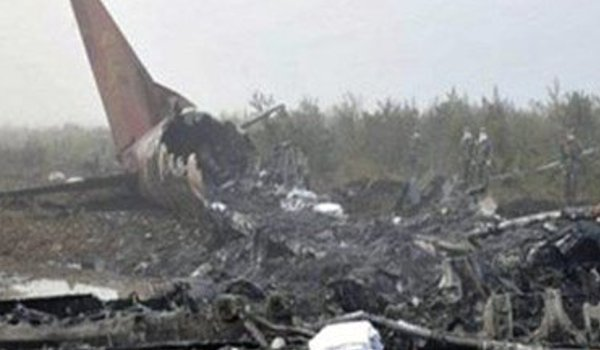 Russian military plane crash in Syria kills 32