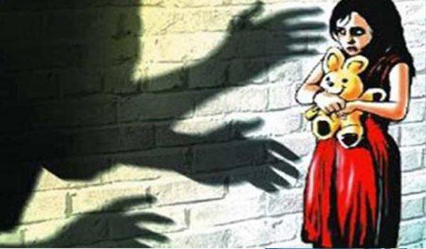seven year old girl raped  in Alwar