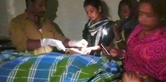 saharsa : woman operated under torchlight dies
