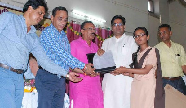 27900 top students of Rajasthan will get laptops : vasudev devnani