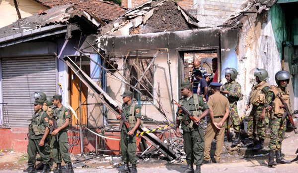 Sri Lanka government declares 10-day emergency after anti muslim riots in kandy
