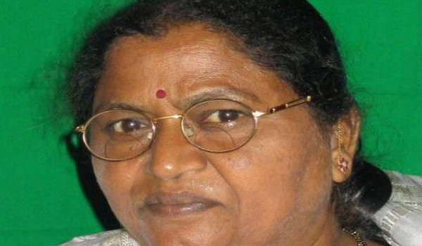 Former Jalore-sirohi MP Bangaru Sushila passes away