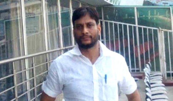 BSP leader Lalji Verma's son vikas shoots himself