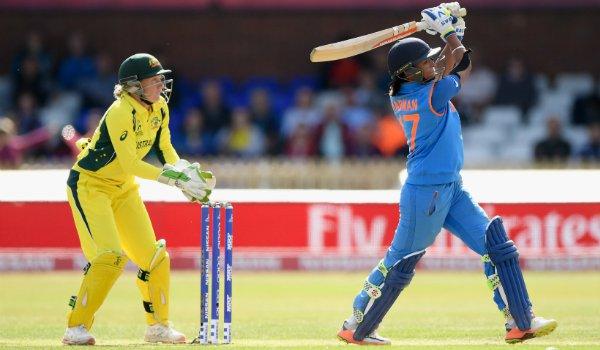 Australian women crush India, seal series